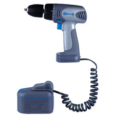 Barbara K Power-Lite Cordless Drill with battery belt pack