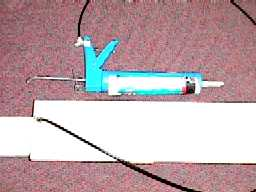 Picture of cake decorating device